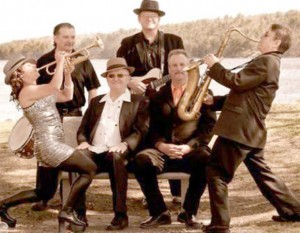Pat Colwell and the Soul Sensations @ Franco Center