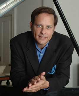 Michael Lewin at Piano