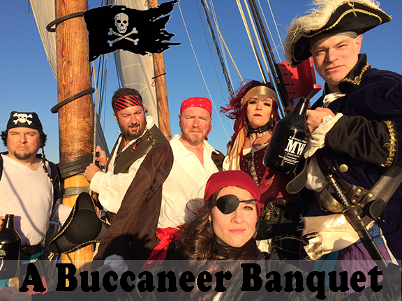 A Buccaneer Banquet - Pirates, Theater and Dinner - Savvy?
